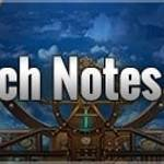 Patch Notes 1.0