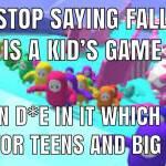 Fall guys memes