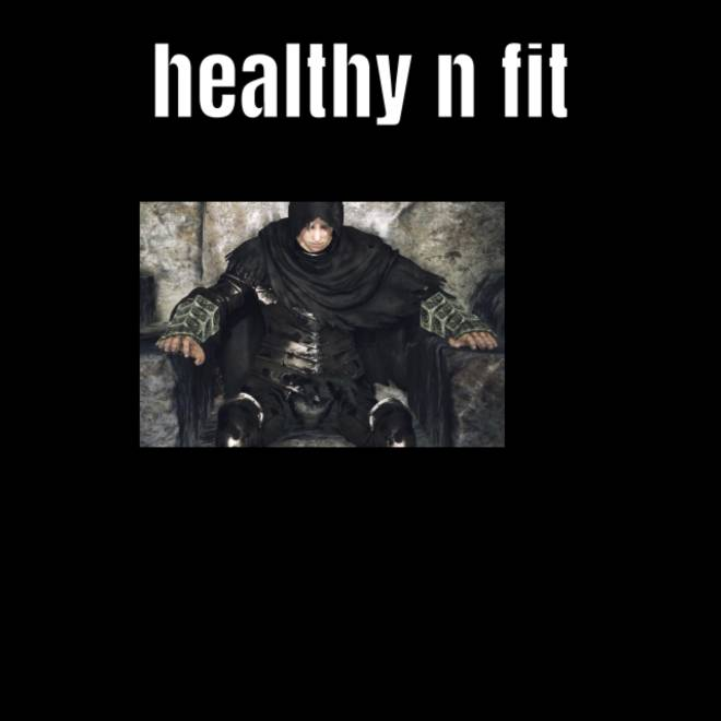 Dark Souls: Memes - When you eat to much McDonald's vs eating healthy dark souls edition  image 2