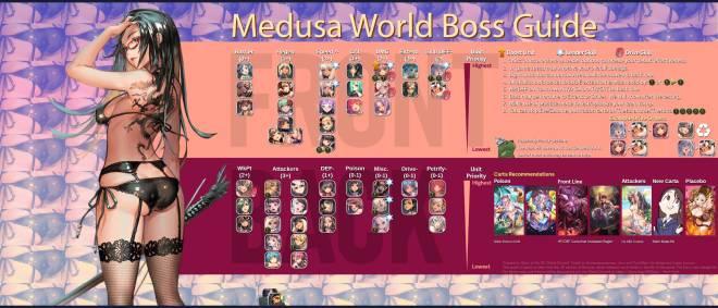 DESTINY CHILD: TIPS - Speculative Medusa WB Guide image 2