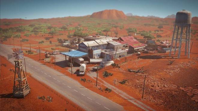 Rainbow Six: Guides - Guide for playing 'Blitz' on 'Outback'. image 2