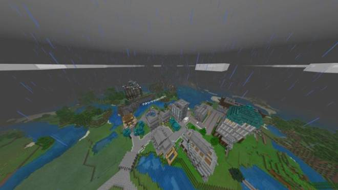 Minecraft: Memes - フォックスランド(Foxland)、 More than one year later: A one player project with such potential! image 3