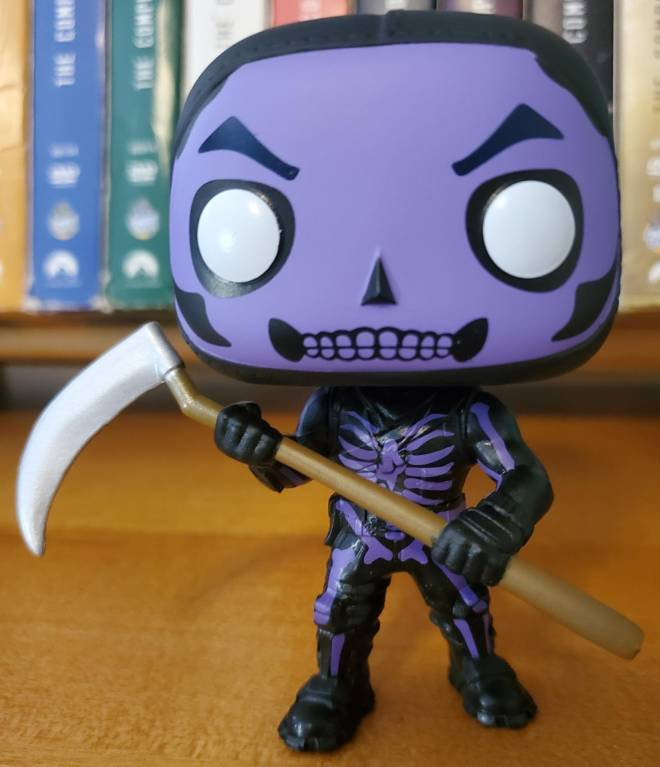 Fortnite: Battle Royale - Purple Skull Trooper (McCreamy) Pop! 💀 image 2