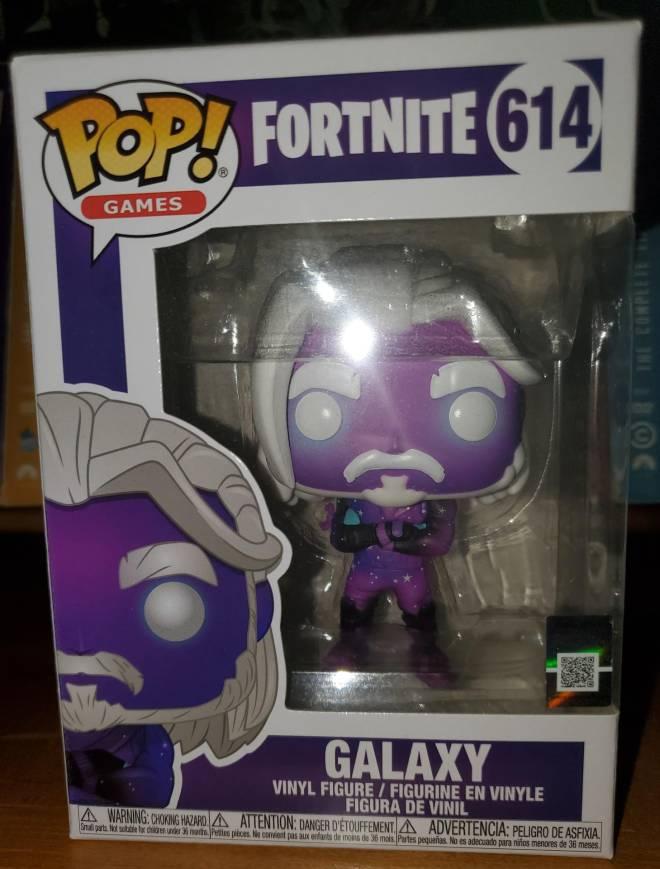 Fortnite: General - Galaxy Pop! Vinyl Figure 🌌 image 6