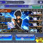Noctis Burst and LD Weapons Now Available on DFFOO