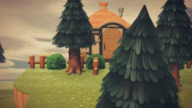 Animal Crossing: Posts - Deirdre's house image 2