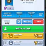 Looking for clan mates taking anyone at any level.