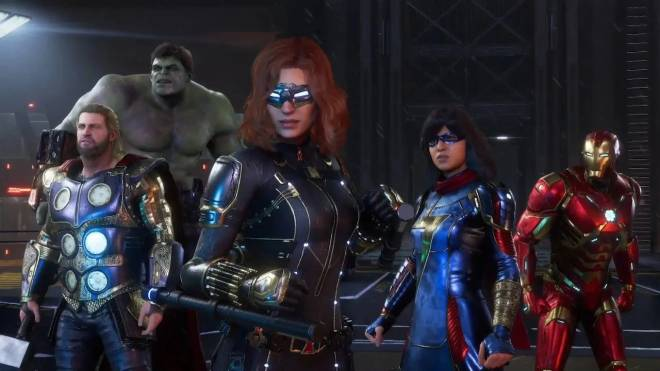 Marvel's Avengers: Posts - Getting started as Black Widow image 1