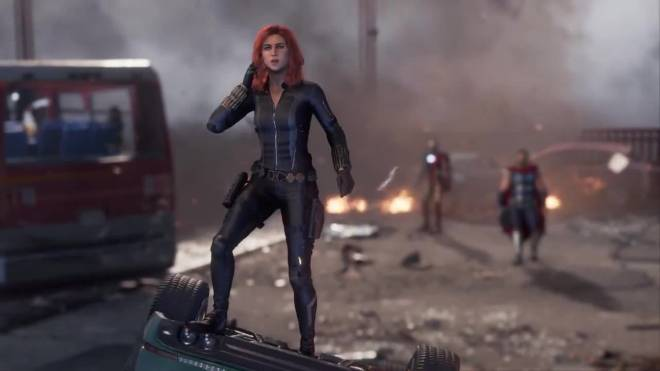 Marvel's Avengers: Posts - Getting started as Black Widow image 3