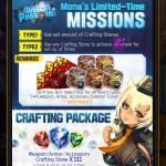 Incorrect Reward for Mona's Item Option Mission