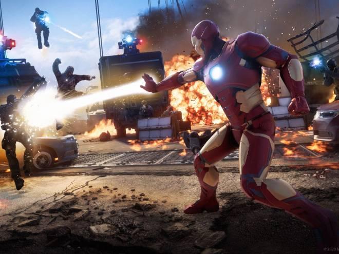 Marvel's Avengers: Posts - Marvel's Avengers: Stark Tech Rundown! image 6