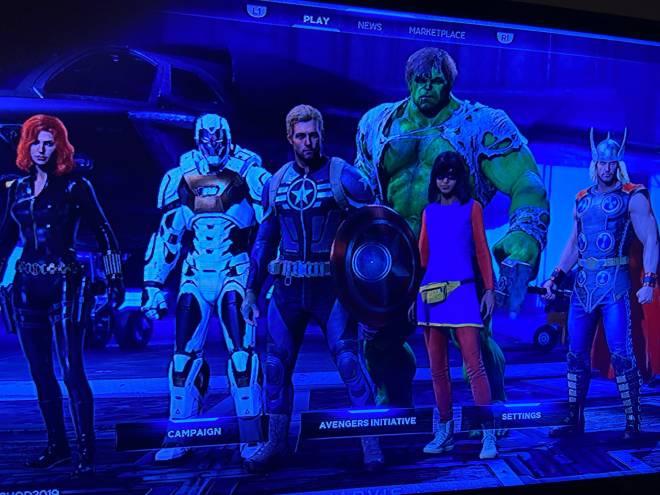 Marvel's Avengers: Posts - #SquadGoals image 1