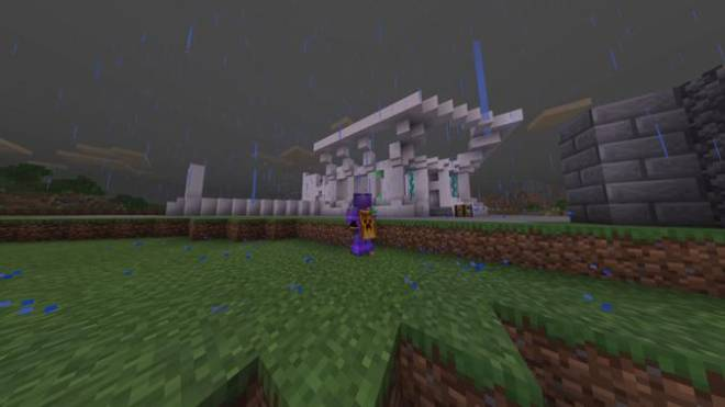 Minecraft: Memes - This is a recent project of mine: More density and sky rises (Progress) image 1