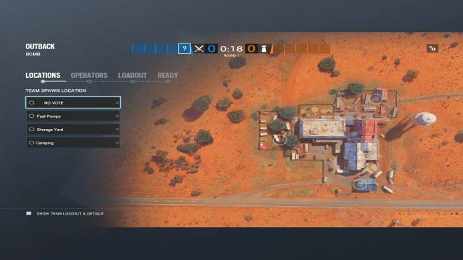 Rainbow Six: Guides - Guide for playing 'Glaz' on 'Outback'. image 4