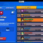 Please join my club