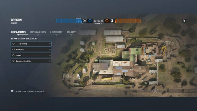 Rainbow Six: Guides - Guide for playing 'Glaz' on 'Oregon'. image 4