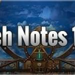 Patch Notes 1.0.1