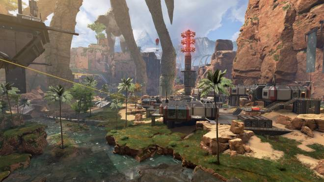 Apex Legends: General - Apex Legends - 5 High Traffic Locations to Drop (King's Canyon) image 10