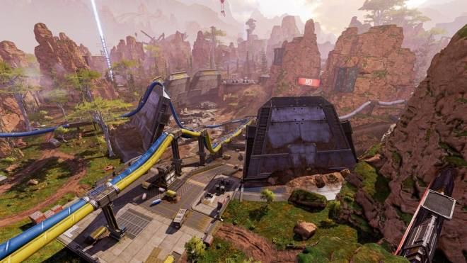 Apex Legends: General - Apex Legends - 5 High Traffic Locations to Drop (King's Canyon) image 4