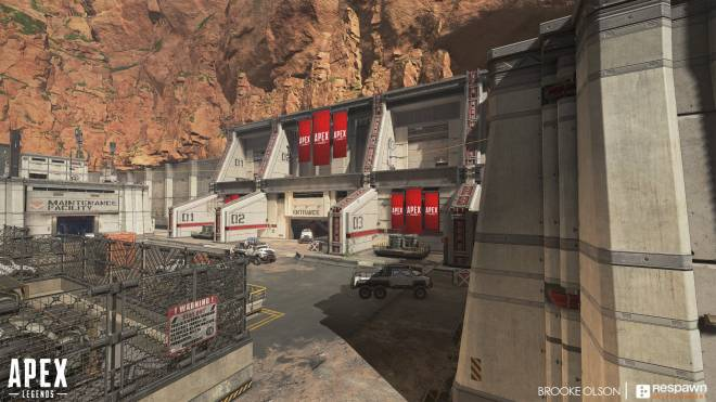Apex Legends: General - Apex Legends - 5 High Traffic Locations to Drop (King's Canyon) image 8
