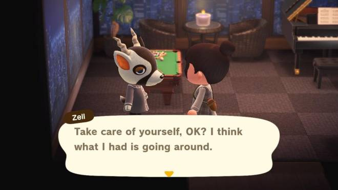 Animal Crossing: Posts - Zell was sick... image 2