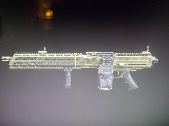 Call of Duty: General - My first every gold camo for a gun image 2