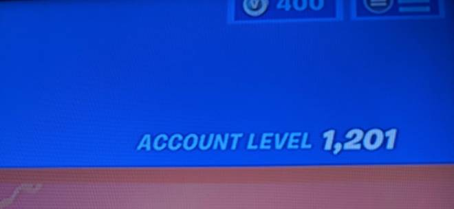 Fortnite: General - Cleared account level 1200 this morning 🔥 image 2