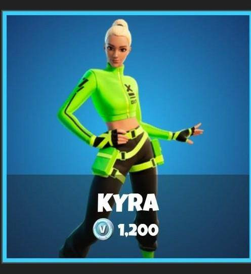 Fortnite: General - Does she look familiar! image 2
