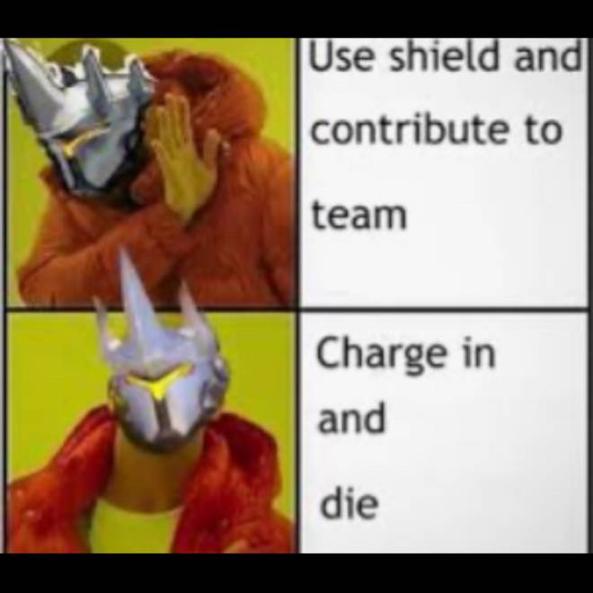 Overwatch: General - Another second another meme image 1