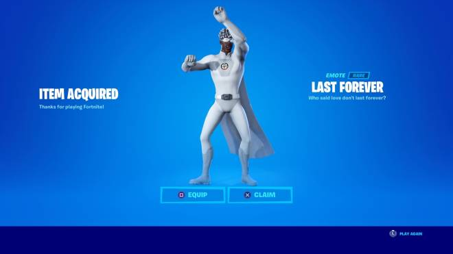 Fortnite: Battle Royale - Never mind I don't need to be gifted I went into my stash. COP image 2