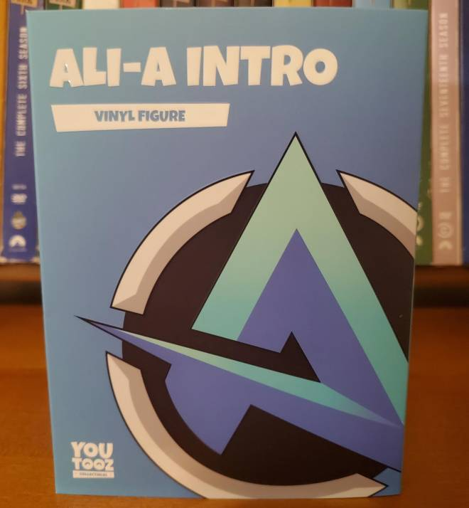 Fortnite: Battle Royale - Limited Edition Ali-A Intro YouTooz Vinyl Figure! 🔊 image 2