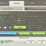 Join here. 100% war victory rate. Never lost, never will.  New clan starting off. Give us a chance😎