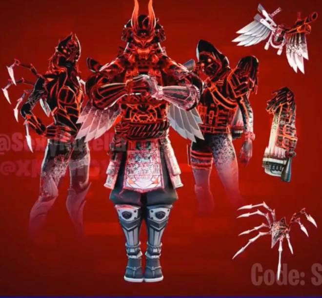 Fortnite: General - Leaked Corrupted Legends Pack image 3