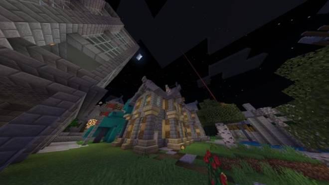 Minecraft: Memes - Came back to check up on things, and this guy ended up here! image 1