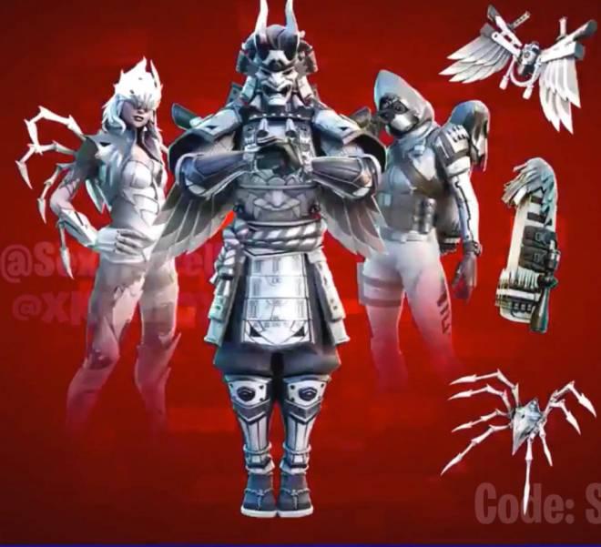 Fortnite: General - Leaked Corrupted Legends Pack image 2