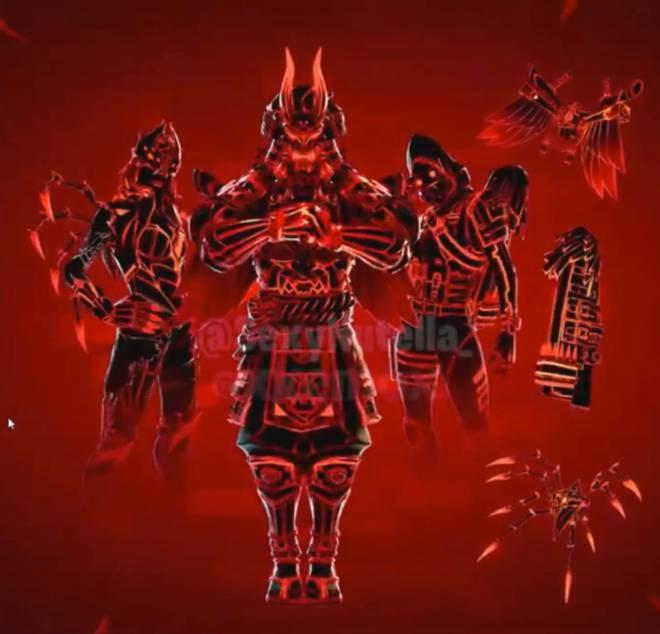 Fortnite: General - Leaked Corrupted Legends Pack image 4