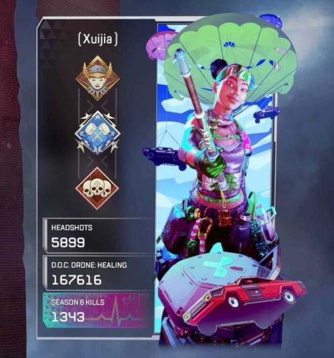 Apex Legends: Looking for Group - Need two for ranked Plat III+. Play smart and aggro when needed. Don't be toxic toward anyone but t image 3