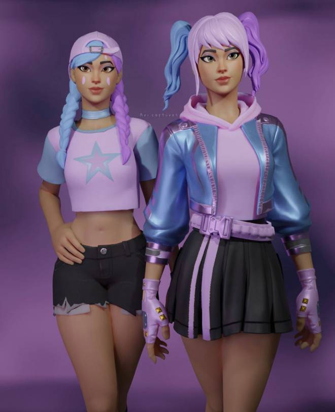 Fortnite: General - Damnnnn they're cute as shit  image 1