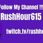 I Stream Multiple Times a Week and Greatly Appreciate Every Follower I Can Get 😁😁😁