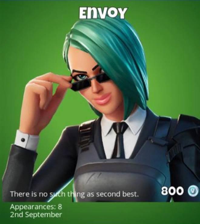 Fortnite: General - I always save for something else whenever she drops 🙃 image 2