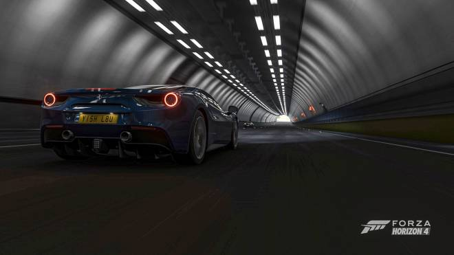 Forza: General - Tunnel Vision image 1