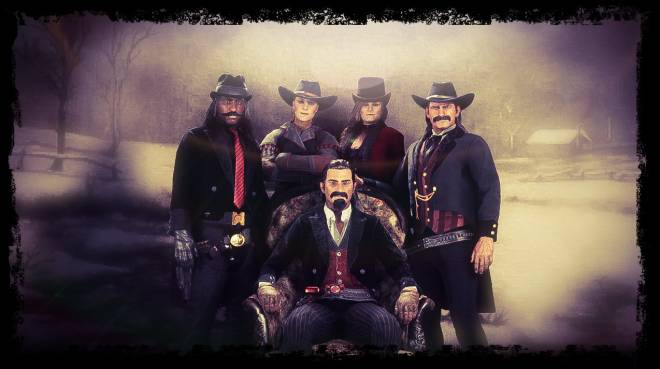 Red Dead Redemption: General - Sons Of Dutch Red Dead Redemption Crew  image 1
