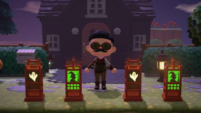 Animal Crossing: Posts - Getting Your Animal Crossing Island Ready for Halloween image 4