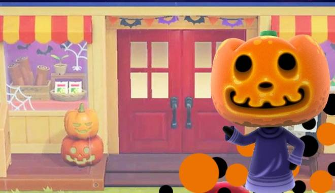 Animal Crossing: Posts - Getting Your Animal Crossing Island Ready for Halloween image 2