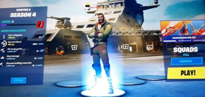 Fortnite: General - Hey my friend is new image 2