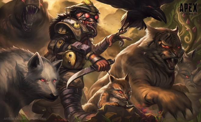 Apex Legends: General - Apex Legends - 5 Viable Team-Comps for Duos - Season 6  image 4