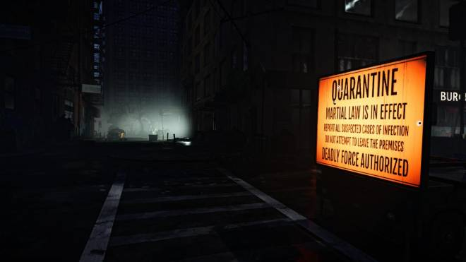 The Division: General - Eerily Empty image 1