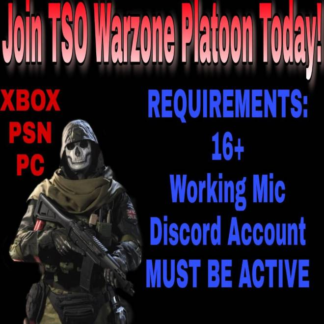 Call of Duty: General - The Silent Order clan is recruiting!  image 3