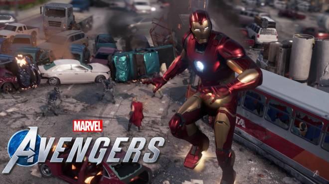 Marvel's Avengers: Posts - Marvel's Avengers: Best Elements for Iron Man!  image 6