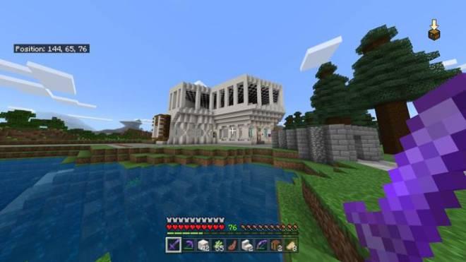 Minecraft: Memes - Second floor almost done, gotta do interior image 1